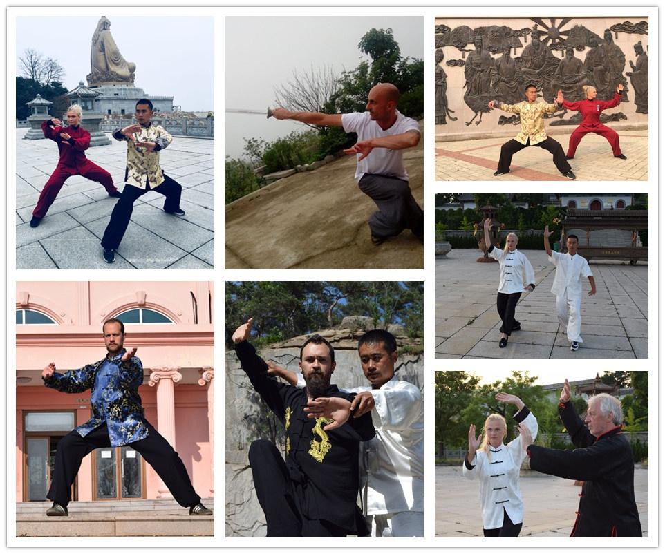 Tai Chi-Shengjing Shan Shaolin Traditional Kung Fu Academy
